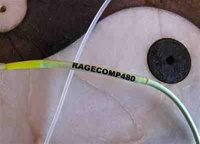 Airflo 10461 Нахлыстовый шнур Rage Compact (фото, вид 1)