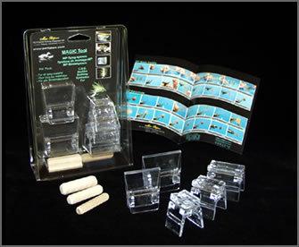 Marc Petitjean™ 41087 Наборы инструментов для работы с даббинговой петлей Magic Clip Tools (фото, вид 2)