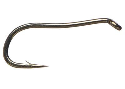 Daiichi 60376 Крючок одинарный 1220 Darrel Martin's Dry Fly Hook (фото, вид 1)