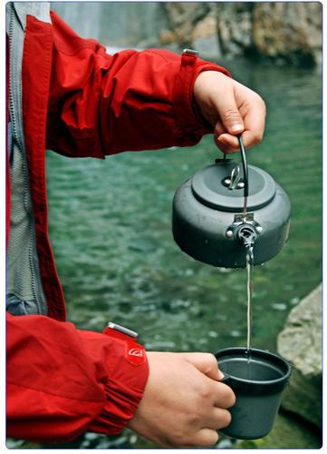 Alocs 81408 Туристический чайник Outdoor Kettle CW (фото, вид 6)