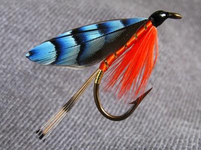 River-Fly 53301 Перья сойки Jay Wings Hackles (фото, вид 1)