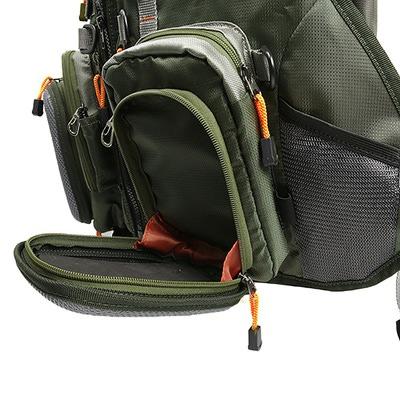 Maxcatch 70301 Рюкзак-разгрузка Fly Fishing Backpack (фото, вид 1)