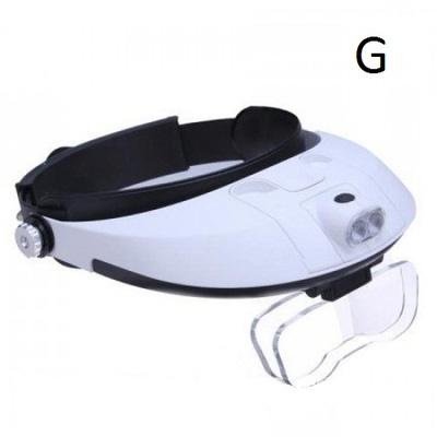 SFT-studio 41382 Увеличительные линзы с подсветкой Light Head Magnifying Glass (фото, вид 22)