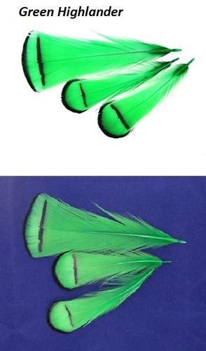 SFT-studio 53013 Фазана алмазного шейные перья LADY AMHERST PHEASANT TIPPETS (фото, вид 1)