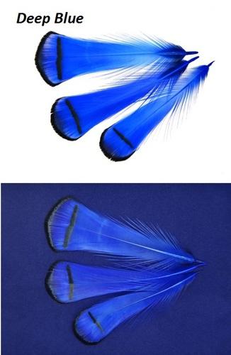 SFT-studio 53013 Фазана алмазного шейные перья LADY AMHERST PHEASANT TIPPETS (фото, вид 4)
