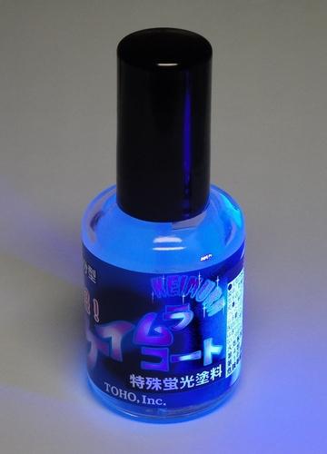 Toho 70004 Лак Keimura Violet Power (фото, вид 1)