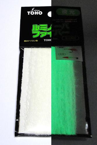 Toho 55031 Пряжа Luminova Fiber (фото, вид 1)