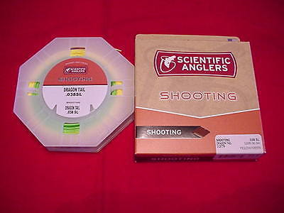 SCIENTIFIC ANGLERS™ 10380 Удлиняющий шнур-ранинг Shooting Line with ''Dragon Tail'' (фото, вид 2)