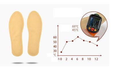 81213 Самонагревающиеся стельки Feet Warmer (фото, вид 4)