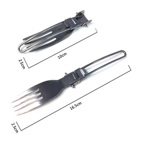 Selpa 81162 Набор столовых приборов в чехле Portable Spoons (фото, вид 5)