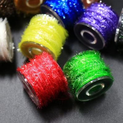 Royal Sissi 55016 Синтетическая синель Cactus Crystal Chenille (фото, вид 3)