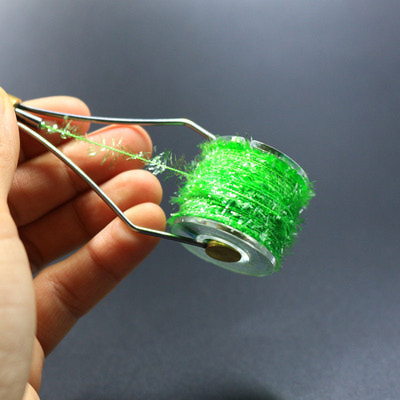 Royal Sissi 55016 Синтетическая синель Cactus Crystal Chenille (фото, вид 4)