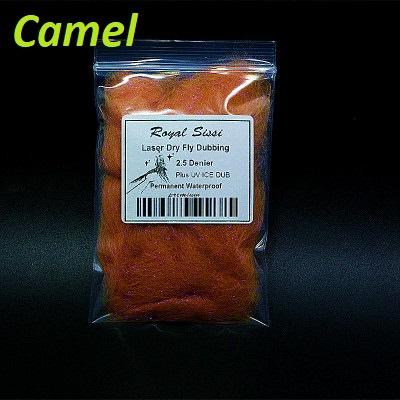 Royal Sissi 57053 Синтетический даббинг Laser Dry Fly Dub (фото, вид 8)