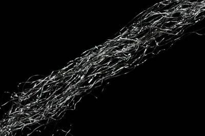 Hareline 54060 Волокна Sparkle Emerger Yarn (фото, вид 2)