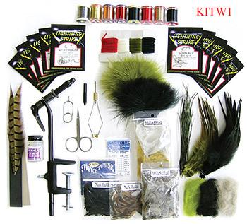 WAPSI 59501 Наборы материалов и инструментов Wapsi (фото, вид 1)