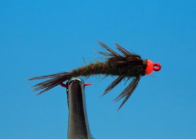 Pacific Fly Group 14111 Мушка нимфа Jenning's Hot Skawala (фото, вид 1)