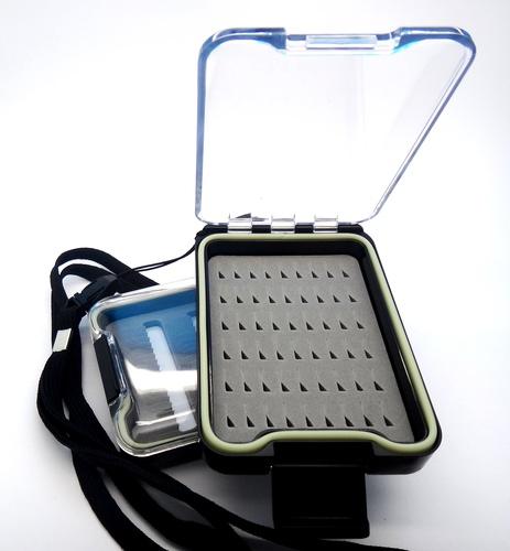 SFT-studio 81008 Коробочка для мушек Fly Box Strap Mini (фото, вид 1)