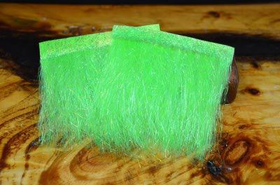 Hareline 54007 Синтетическое волокно Ice Dub Shimmer Fringe (фото, вид 3)