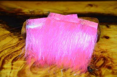 Hareline 54007 Синтетическое волокно Ice Dub Shimmer Fringe (фото, вид 5)