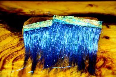 Hareline 54007 Синтетическое волокно Ice Dub Shimmer Fringe (фото, вид 7)
