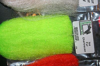 Hareline 54031 Синтетическое блестящее волокно Ice Fur (фото, вид 1)