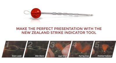Strike Indicator 10877 Набор для изготовления индикаторов New Zealand Strike Indicator Kit (фото, вид 3)