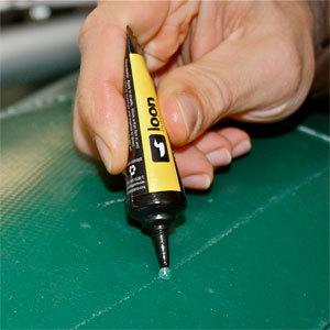Loon 70027 Клей для ремонта плавсредств UV BOAT REPAIR (фото, вид 1)