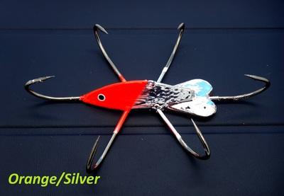 SFT-studio 19013 Зимняя блесна Crab River Robber 60 (фото, вид 5)