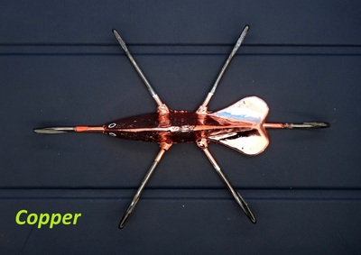 SFT-studio 19006 Зимняя блесна Crab River Robber 90 (фото, вид 1)