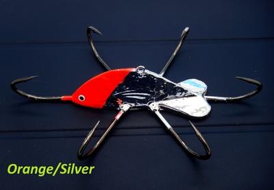 SFT-studio 19006 Зимняя блесна Crab River Robber 90 (фото, вид 5)