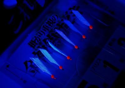 Hayabusa 10012 Самолов на корюшку HS713 (фото, вид 4)