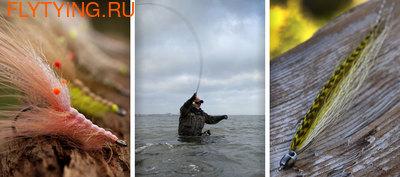 Ahrex 60483 Одинарный крючок Nordic Salt NS150 Curved Shrimp (фото, вид 2)