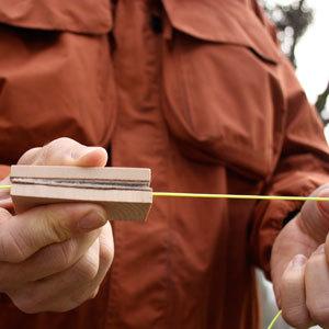 Loon 10783 Очиститель шнура LINE SPEED (фото, вид 2)