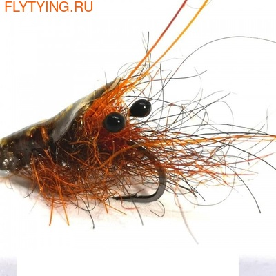 Future Fly 58350 Имитации спинок креветок Shrimp Shells (фото, Future Fly Shrimp Shells)