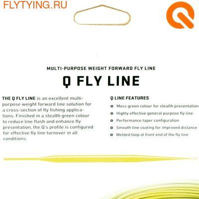 Loop 10501 Нахлыстовый шнур Q-line (фото, Loop Q-line)