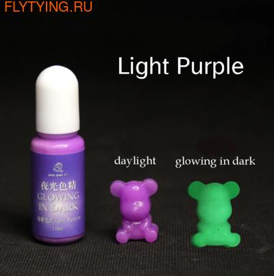 SFT-studio 70710 Люминесцентные красители для УФ лаков UV Resin Dye (фото, вид 8)