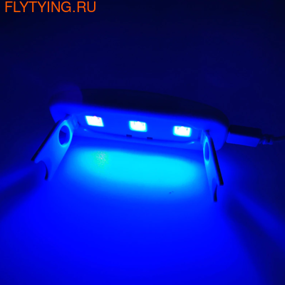 SFT-studio 70711 Ультрафиолетовая лампа + лак UV Lamp/Resin Set (фото, SFT-studio Ультрафиолетовая лампа + лак UV Lamp/Resin Set)