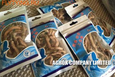 Agrok 66034 Натуральная насадка / наживка Freez Dried Lugworm Bait (фото, вид 3)