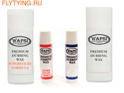 WAPSI 70001 Вакса Premium Dubbing Wax (фото, WAPSI Вакса Premium Dubbing Wax)