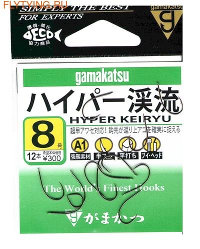Gamakatsu 60499 Крючок HYPER KEIRYU 67530 (фото, Gamakatsu Hyper Keiryu 67530 )