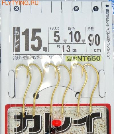 Hayabusa 19298 Оснастка на камбалу NT650 (фото, Hayabusa NT650)