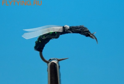 SFT-studio 14541 Мушка Green Fly (фото, вид 1)