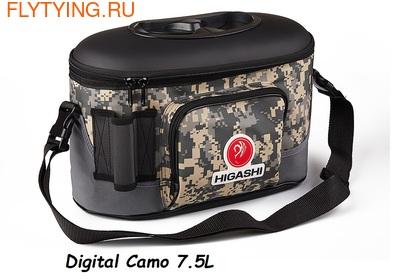 HIGASHI 82085 Корзина-кан для сохранения улова Travel Fishing Box (фото, вид 5)