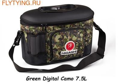HIGASHI 82085 Корзина-кан для сохранения улова Travel Fishing Box (фото, вид 7)