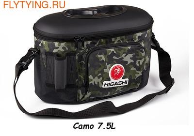 HIGASHI 82085 Корзина-кан для сохранения улова Travel Fishing Box (фото, вид 11)