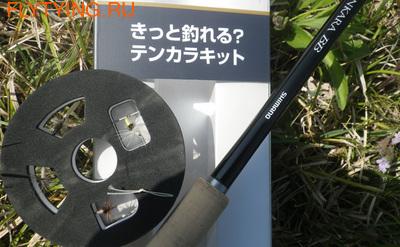 Shimano 10901 Набор тенкара Tenkara BB Kit (фото, вид 1)