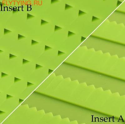 TimeGo 81027 Коробочка для мушек Slim Box with Silicone Pad (фото, вид 4)