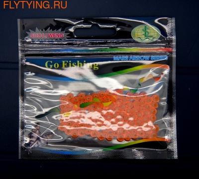 Go Fishing 19301 Искусственная икра Pink Salmon Eggs (фото, вид 3)