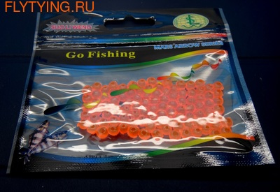 Go Fishing 19301 Искусственная икра Pink Salmon Eggs (фото, вид 4)