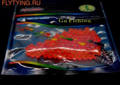 Go Fishing 19301 Искусственная икра Pink Salmon Eggs (фото, вид 6)